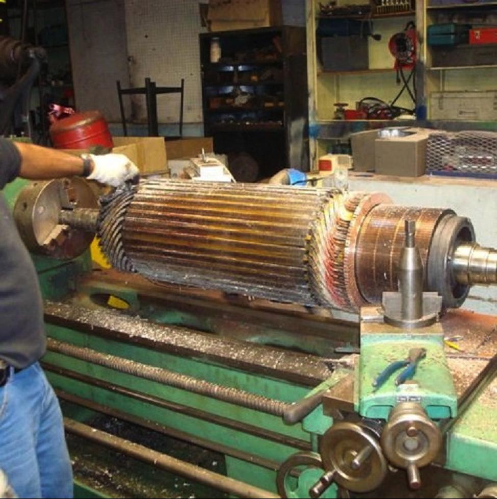 Motor repairs center island electric for Dc electric motor repair